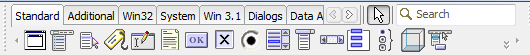 Component Toolbar in RAD Studio 2010